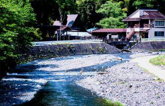 黒滝遊漁場